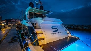 2016 Azimut 55S Yacht For Sale at MarineMax Pompano Yacht Center
