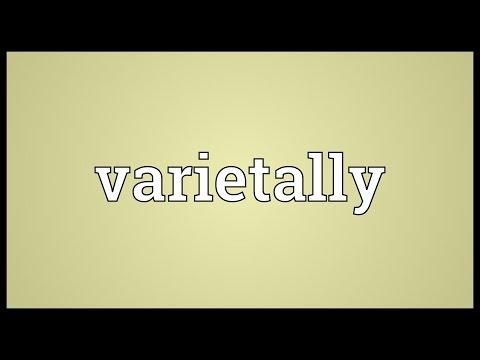 Header of varietally