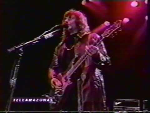 Bon Jovi - Something For The Pain (Quito 1995)