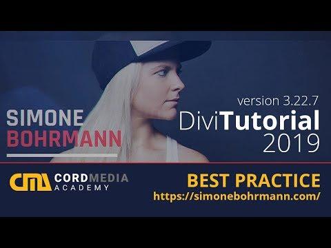 Divi Best Practice