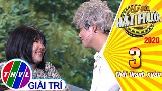 Cặp đôi hài hước Mùa 3 - Tập 3: Chiếc cầu tử thần - Thạch Thảo, Samuel An Huỳnh