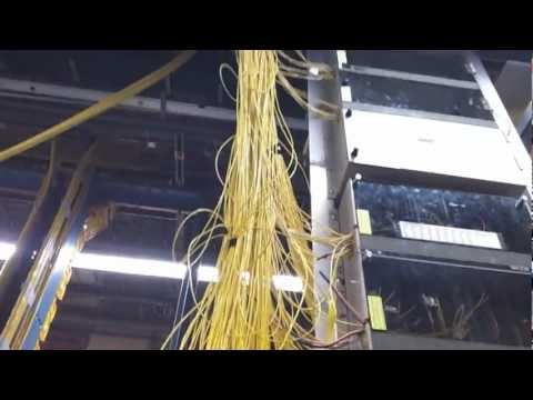 #009: OSX Overhaul - Cleaning Up Fiber Optic Cable Spaghetti and Correcting Bad Ducting