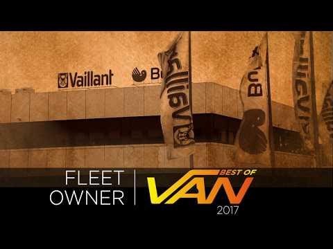 Best of Van 2017: Vaillant Group Fleet Owner Van Belgium