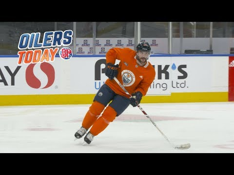 OILERS TODAY   Inching Closer