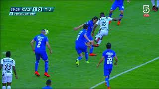 Resumen   Cruz Azul 1 - 0 Tijuana   LIGA Bancomer MX - Clausura 2019 - Jornada 4