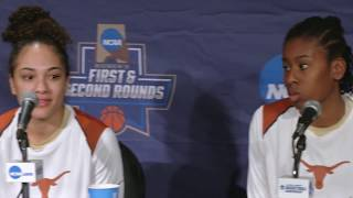 Women's Basketball Pre-NCAA First Round Press Conference [Mar. 16, 2018]