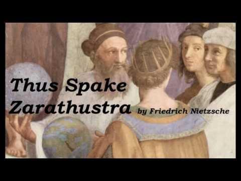 Nietzsche: Thus Spake Zarathustra PART 1 Audio Book - German Philosophy (1 Of 2)