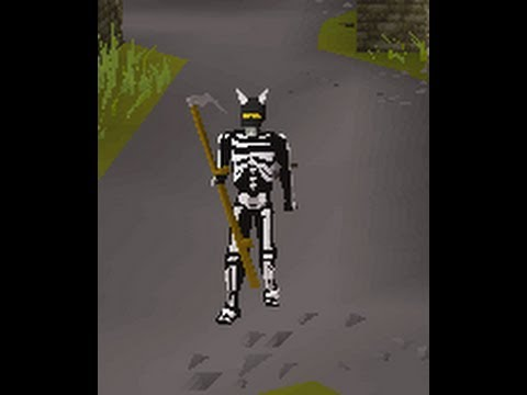 RS07 Halloween guide 2013 - Black Mask + Rares! - YouTube