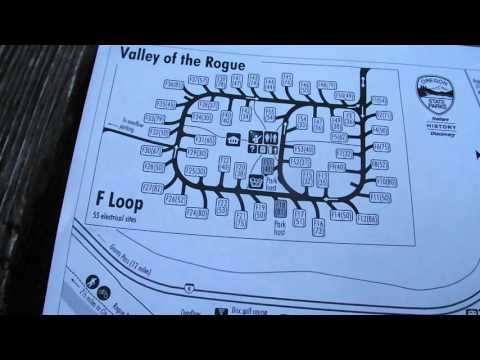 Valley of the Rogue State Park - Medford OR