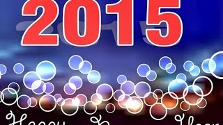 Встреча Нового года 2015 в Трускавце