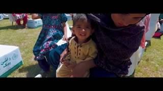 Rashan Distribution by Allah Walay Trust   Ambitious Rider's Vlog   Bahawalpur & Rahim Yar Khan