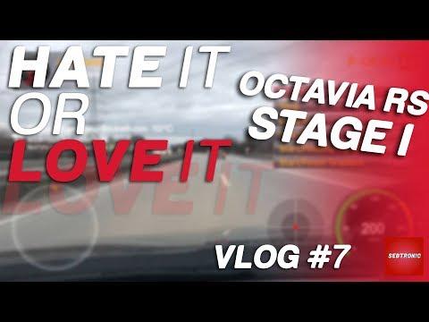 Skoda Octavia RS Diesel Stage 1 Software powered by Sebtronic (100 auf 200=???)