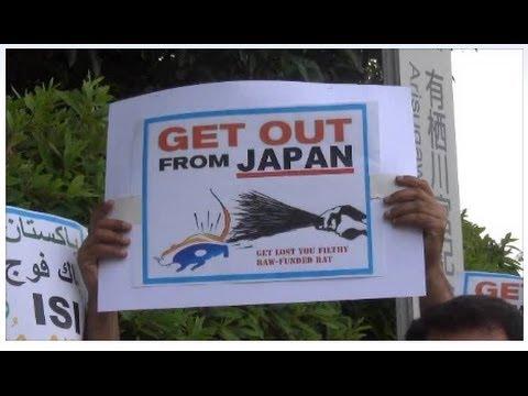 ANTI GEO TV DEMO IN TOKYO 2352014