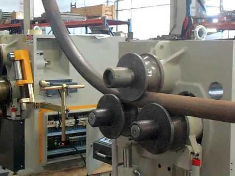 CURVADORA DE TUBOS Hpk 80 Hyd  Prof  Bend  Machine3 Pipe Bend