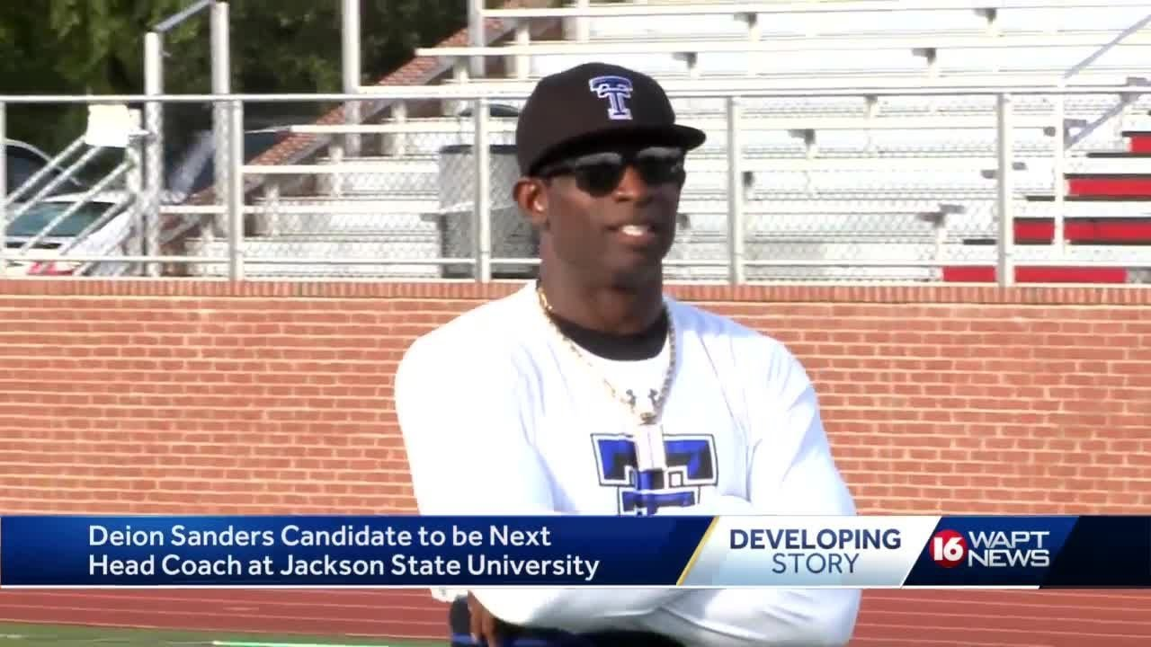 REPORT: Deion Sanders to be Jackson State's next head coach