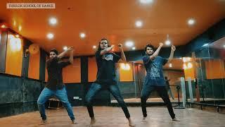 LUCA Neeyilla Neram Dance Cover Choreography Pavi sankar Thrilok School of Dance
