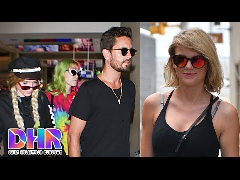 "Bella Thorne Claims She Wasn't W/ Scott Disick ""Sexually""- Taylor Swift Hides In A Box?! (DHR)"