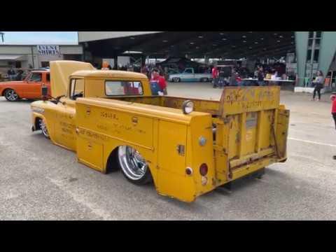 Lone Star Throwdown 2020 #herschel 1959 Chevrolet Apache