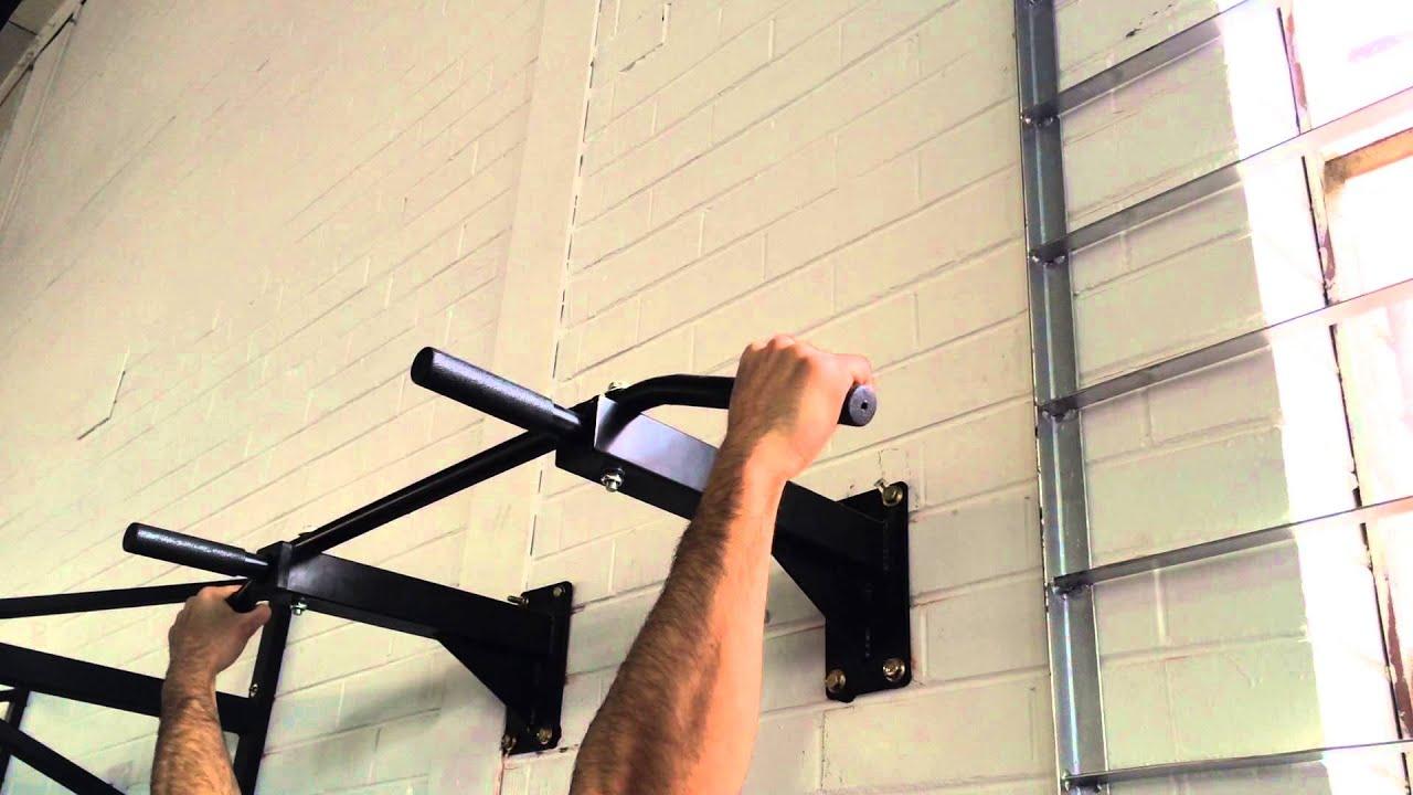 Mounting wall bars