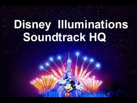 Disney Illuminations Full Soundtrack (Officiel)
