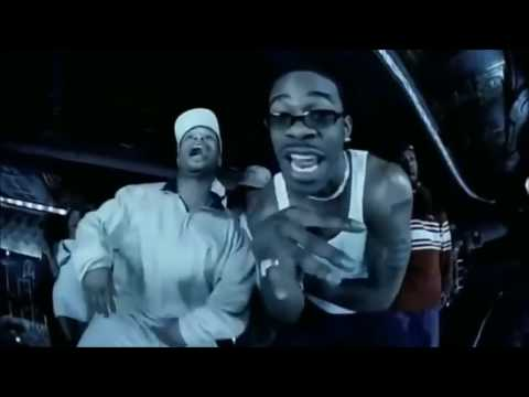 Busta Rhymes - Tear da Roof Off/Party Is Goin' On Over Here