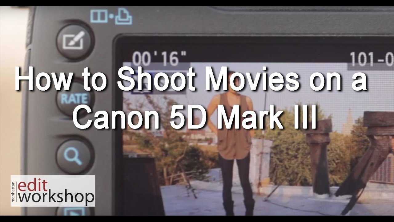 Canon 5d mark iv: memory cards | video tutorial youtube.