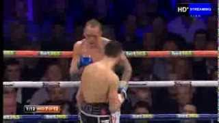 Carl Froch vs George Groves full fight HD