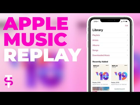 Apple Music Year In Review?! | Apple Music Replay