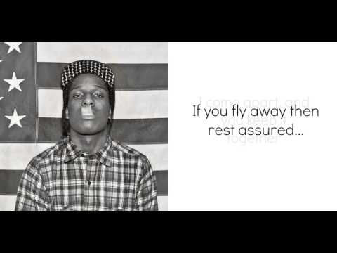 I Come Apart - A$AP Rocky feat. Florence Welch (LONG.LIVE.A$AP)