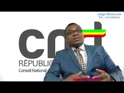 Lazare MOUNZEO s'exprime sur la crise post-électorale au Congo_Brazzaville