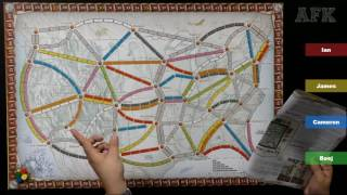 AFK — Ticket to Ride