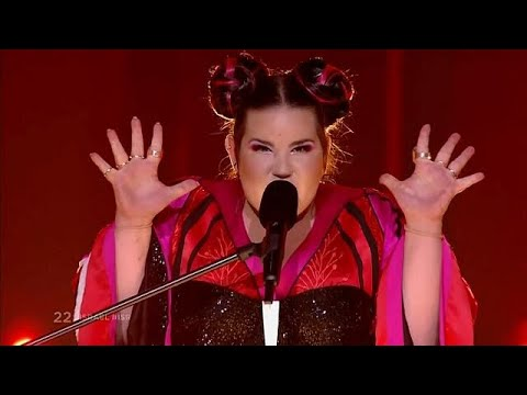 Eurovision Song Contest Winner, Netta, Performs 'Toy' During Grand Final