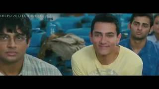 3 Idiot Funny Definition of Machine by Amir Khan