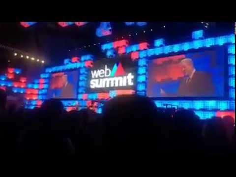 Web summit - Al Gore - Climate Change