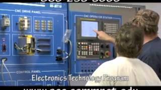 asnuntuck electronics technology program