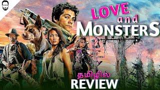 Love and Monsters (2020) Review in Tamil | Best Monster - survive - Adventure Movie | Playtamildub