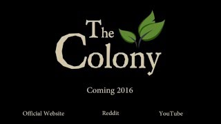 The Colony - Game Teaser Trailer