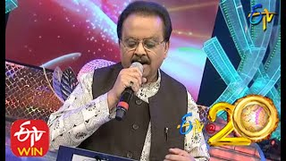 S P Balu Performs - Amani Padave Song in ETV @ 20 Years Celebrations - 2nd August 2015