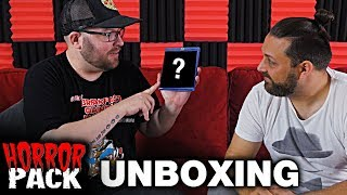 May 2018 Horror Pack Unboxing! - Horror Movie Subscription Box