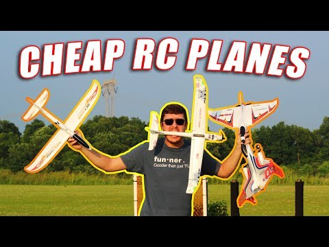 Best Beginner Rc Plane 2020 Top 4 BEST CHEAP RC Planes   AWESOME for Beginners   TheRcSaylors