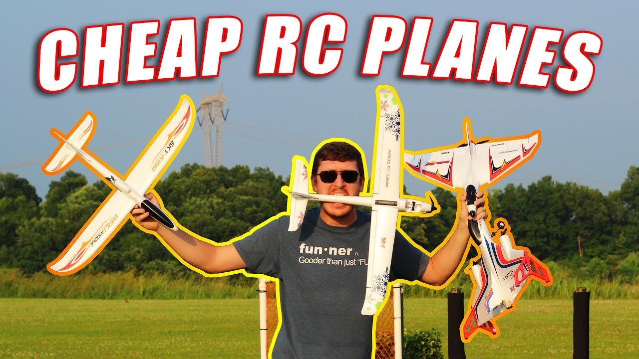 Best Rc Planes 2020 Top 4 BEST CHEAP RC Planes   AWESOME for Beginners   TheRcSaylors