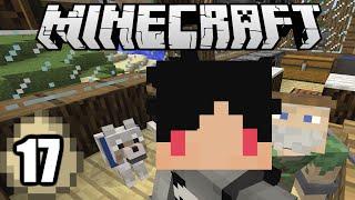 Minecraft Survival Indonesia - Saatnya Menjinakkan Wolf! (17)