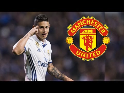 James Rodriguez ● Welcome To Manchester...