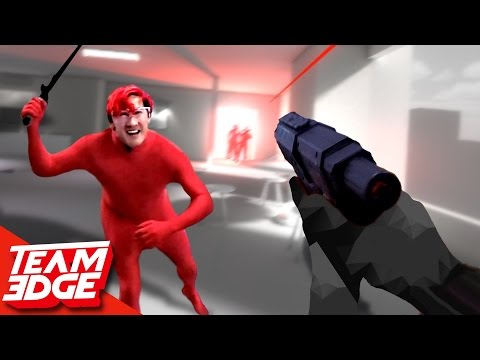 Thumbnail: SUPERHOT In Real Life! | Ft. Markiplier