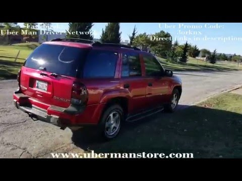2003 Chevy TrailBlazer Shift Solenoid Replacement - YouTube