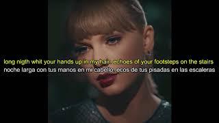 Taylor Swift - Delicate ( Traducida Ingles - Español)