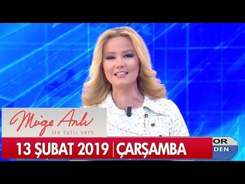 Müge Anlı ile Tatlı Sert 13 Şubat 2019 Çarşamba - Tek Parça