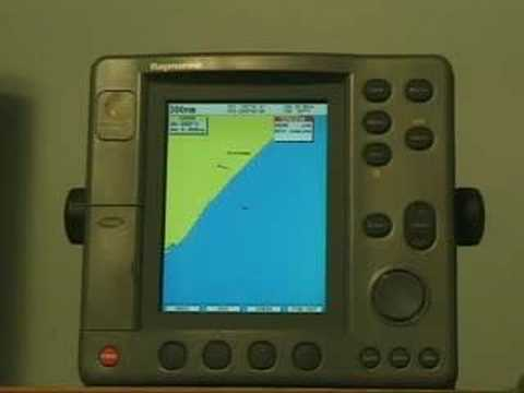 raymarine pathfinder rl70rc plus pl70rc rl70rc youtube rh youtube com Raymarine GPS 760 Plotter raymarine l760 fishfinder manual