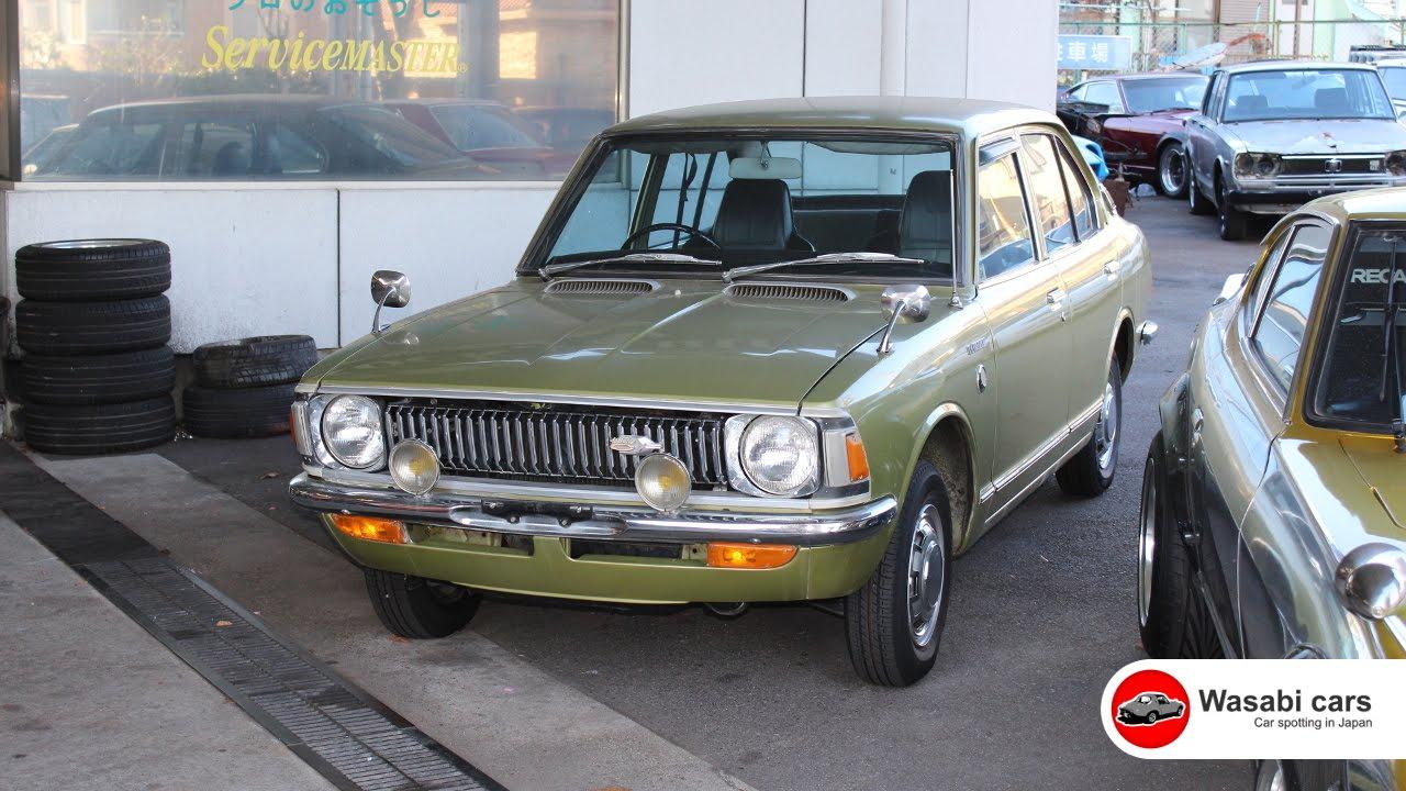 Howdy Stranger A 1972 Toyota Corolla Ke20 Te20 Hi Deluxe