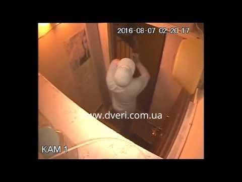 Видео воров домушников, как действуют квартирные воры выбор слабых замков в бронедвери.7 серия.